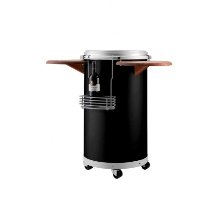 Eico CC 45 Party Cooler - Svart - 16 flasker