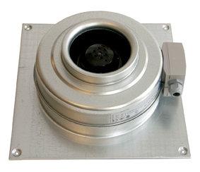 Kanalvifter for vegg montering AC motor